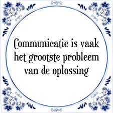communicatie